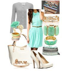 My Easter outfit idea