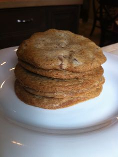 The Best Chocolate Chunk Chip Cookie Recipe Ever