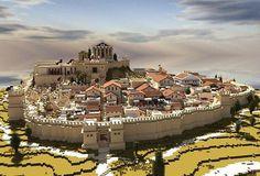 an Iabran city concept