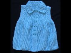 Baby Dress Design, Bebe Baby, Crochet Baby, Designer Dresses, Knitting Patterns, Summer Dresses, Sewing, Organizing, Youtube