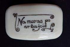 Mydło na maras Kultura, Butter Dish, Dishes, Diy, Bricolage, Tablewares, Do It Yourself, Homemade, Dish