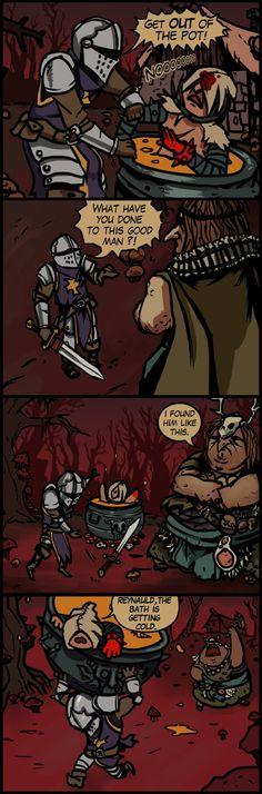 darkest dungeon porn