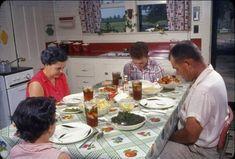 prayers at dinner........