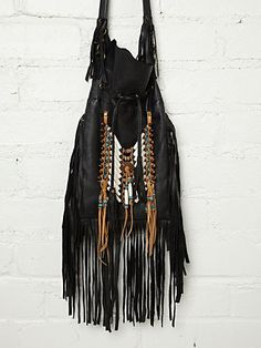 Equinox Beaded Crossbody by Free People, now adorning my shoulder above my Volcom black lace miniskirt.