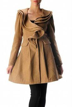 COAT.  http://larascloset.net/#/item/sophisticated_large_ruffle_accent_tunic_coat/