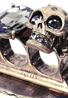 the coveted Alexander McQueen bag