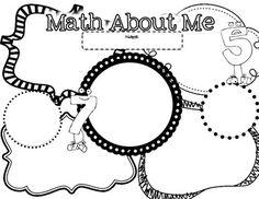 50 Best Back to school math activities images in 2019