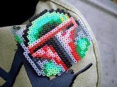Star Wars - perler beads