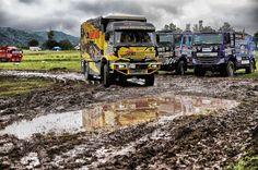 Lifted Trucks, Big Trucks, Rallye Paris Dakar, Rallye Raid, Vw Amarok, Muscle Cars, Chevy, Photos, Racing