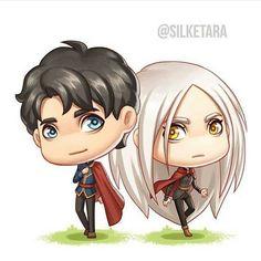 Dorian & Manon