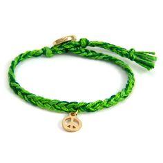 Easy DIY friendship bracelet inspiration $35