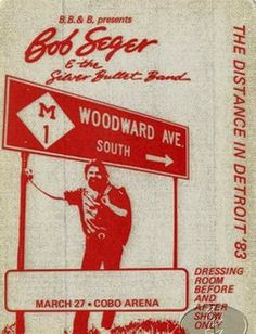 Courtesy of FB page Early Bob Seger Rock Posters, Concert Posters, Music Posters, Classic Rock Bands, I Love Him, My Love, Bob Seger, Fb Page, Album Covers