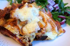 Lasagne is a favourite mid-week meal for my family and so here's a Slimming World, low-fat, slow-cooker version that is absolutely delicious!