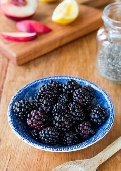 Recipe: Blackberry Chia Jam — Pantry Recipes from The Kitchn