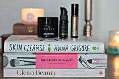 Three books for natural beauty lovers