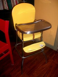 highchairs looking like this!