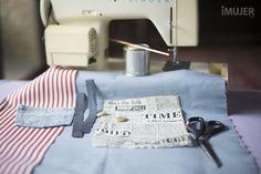 Cómo hacer bolsos de tela - IMujer