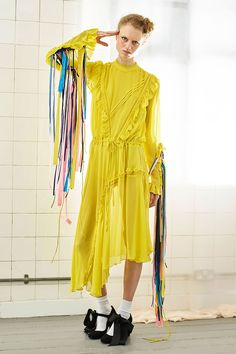 Preen Line Resort 2018 Fashion Show Collection