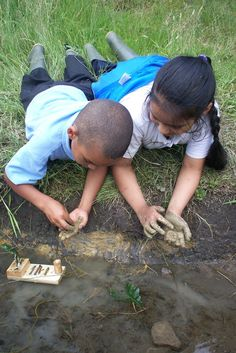 The importance of nature in the early years: article by Kathryn Solly