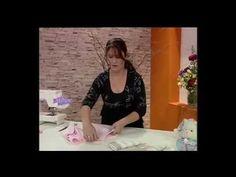 Liliana Villordo - Bienvenidas TV - Explica en costura un Tapadito Polar. - YouTube