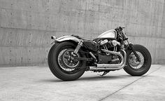 2011 Sportster Forty-Eight Rough Crafts Sportster Custom