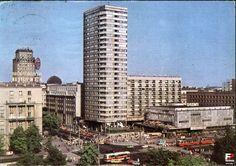 Spółdzielczy Dom Handlowy SEZAM Zbigniew Karpiński, Andrzej Sierakowski, 1966-69