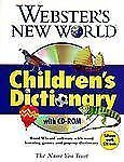 Webster's New World Children's Dictionary by New World Websters NEW HARDCOVER