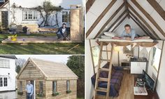 A Brit builds a tiny home... http://www.dailymail.co.uk/news/article-2548375/Could-YOU-build-flatpack-house-Home-box-costs-just-6-500-But-really-easy-build-IKEA-bookcase-We-gave-one-brave-dad-week-try.html