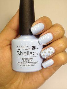 CND Shellac 2015 spring