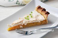 Tarta cytrusowa, tarta cytrynowa, tarta z bezą, najsmaczniejsze.pl, tarta cytrynowa z bezą, beza