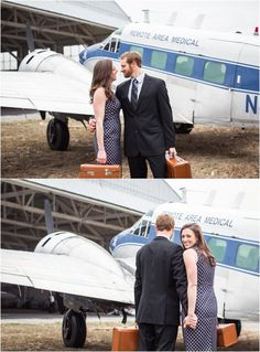 Airport Engagement Session- island-home-airport
