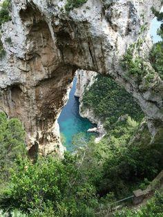Some of my favorite walks in #Capri #amalficoast via @Bonnie Alberts