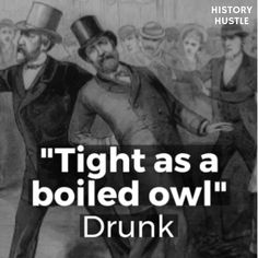 History Hustle Victorian Slang tight as a boiled owl image Victorian Facts, Victorian History, Tudor History, Strange History, History Facts, Words To Use, Cool Words, Old English Phrases, Writing A Book