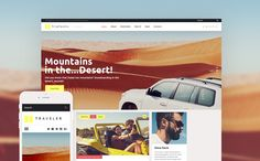 Score: 84 This bright blog-centric Travel WP Theme is fully compliant with the GPL 3.0 license, which means you are allowed to use it on an unlimited number of websites. It is professionally composed using flat monochromatic content blocks, and the same colorful rectangular buttons. This theme offers you a choice of ...