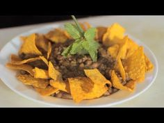 ▶ MENOS DE $20: CHILI VEGETARIANO - YouTube