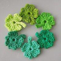 háčkované kytičky / Zboží prodejce ellka háčkování | Fler.cz Crochet Embellishments, Crochet Flowers, Crochet Necklace, Crochet Ornaments, Crocheted Flowers, Crochet Flower
