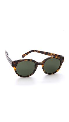 anywhere sunglasses / karen walker