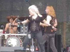 Battle Beast : Show me how to die, Live at Sotkamon Syke 2013 in Vuokatti, Finland - YouTube