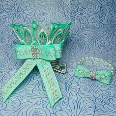Saya menjual Mahkota pita hijau mint seharga Rp65.000. Dapatkan produk ini hanya di Shopee! https://shopee.co.id/diva_artshop/215895585 #ShopeeID