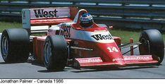 Zakspeed 861 (1986)//pilotos:BRUNDLE Martin DANNER Christian PALMER Jonathan ROTHENGATTER Huub//motor:Zakspeed 1500/4 L4 t