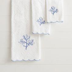 商品の画像 1 スペシャルコレクション コーラル刺繍タオル