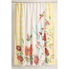 Neiman Marcus Ruffle Shower Curtain