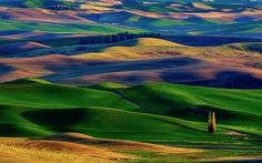 Italia paisajes de toscana sus hermosos campos