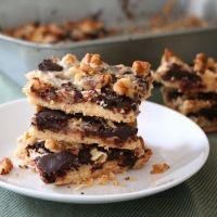 DIY Low Carb Sweetened Condensed Milk & Magic Cookie Bars