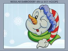 Snowman - FREE DESIGNS DOWNLOAD