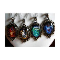 DIY Harry Potter necklaces