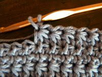 Lots of Crochet Stitches by M. J. Joachim: Daisy Crochet Stitch