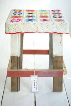 wood & wool stool nikki by wood & wool stool, via Flickr