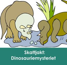 Skattjakt: Dinosauriemysteriet 4-6 år Gillar ditt barn dinosaurier? Då är det den här skattjakten i dinosauiernas  värld ni ska ha till barnkalaset eller för att förgylla ett annat  tillfälle! Den busiga Pterodactylusungen Pelle har gömt Diplodocusmamman  Dianas sex ägg - det blir barnens uppgift att hitta äggen innan de  kläcks! #kalas #barnkalas #barnkalaslekar #skattjakt #lekar Winnie The Pooh, Diana, Disney Characters, Fictional Characters, Noah, Birthday, Party, Dinosaur Puzzles, Outside Games