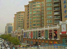 Guangzhou Baiyun world leather trading centre --guangzhou leather | Guangzhou Travel Guide